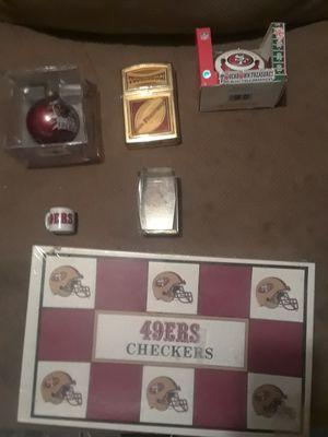 49ers stuff for Sale in Modesto, CA