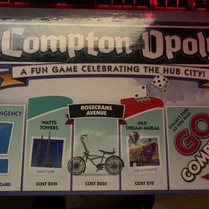 Compton-opoly for Sale in Compton, CA