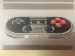 Bluetooth Nes pro game pad for Sale in Humble, TX