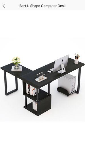 Bert L shape computer office desk for Sale in Glendale, AZ