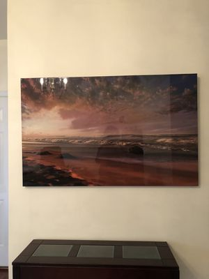 Large Sunset ocean picture —-Reduced$$$$$$ for Sale in Durham, NC