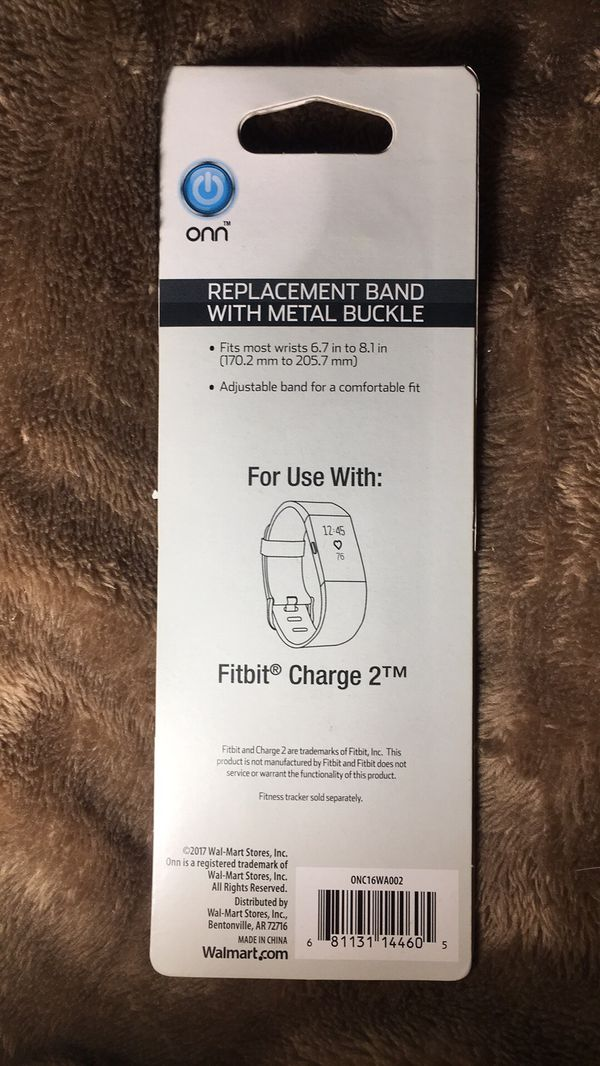 $5 Fitbit Charge 2 replacement band (brand new)