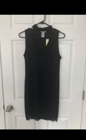 Black laced dress for Sale in Shrewsbury, MA