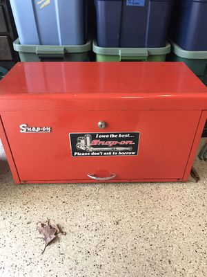 Snap-on Tool Box, 6 Drawer for Sale in Old Mill Creek, IL