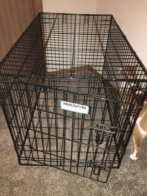Precision Dog Crate 3 ft long, little under 2ft tall. for Sale in Cuyahoga Falls, OH