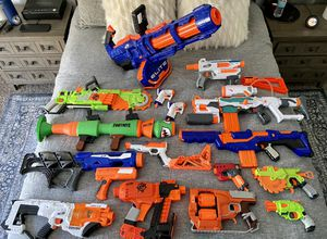 Nerf guns for Sale in Upland, CA