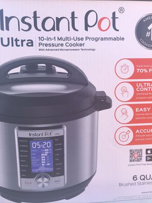Instant pot Ultra 6QT for Sale in Dover, FL