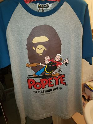 Bape x Popeye for Sale in Homestead, FL