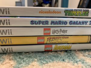 Wii games for Sale in Delair, NJ