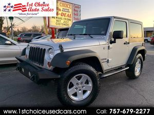 2010 Jeep Wrangler for Sale in Newport News, VA