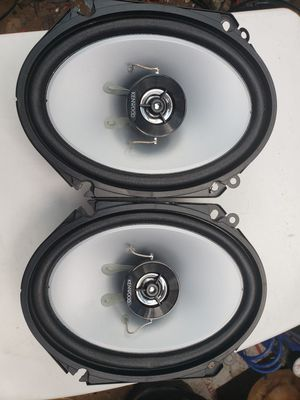 Car Speakers 6x8 5x7 Fords Mazda and more for Sale in Chula Vista, CA