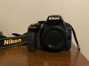 Like New Nikon D3300 DSLR Camera for Sale in Manitou Springs, CO