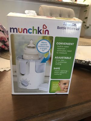 Munchkin Bottle Warmer for Sale in Chantilly, VA