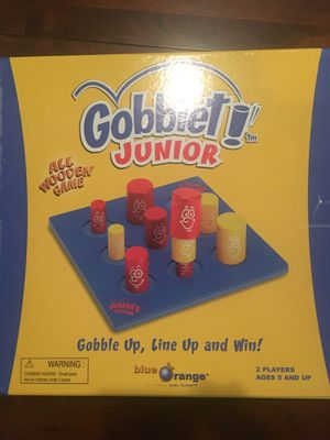 Gobblet junior kids game for Sale in Lorton, VA