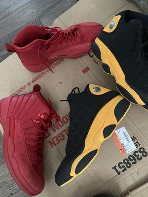 Jordan 12 -13 for Sale in Wichita, KS