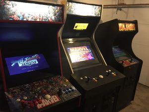 Multicade arcade games play 2222 games all the classics from the 80s and 90s 1 year warranty on all games for Sale in Glenview, IL