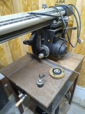 "10"" craftsman radial arm saw for Sale in Detroit, MI"