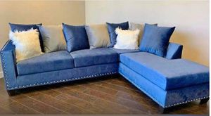 New Blue Sectional Sofa for Sale in Austin, TX