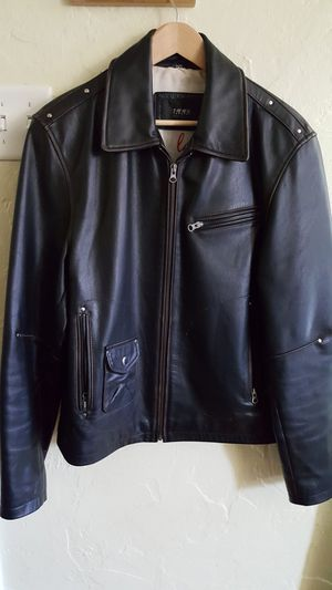 666 by Murillo - mens leather jacket -OBO for Sale in Denver, CO