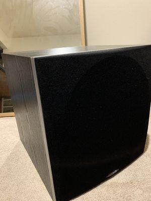 "Polk Audio PSW505 12"" powered subwoofer for Sale in Bellevue, WA"