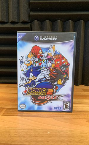 Sonic Adventure 2 Battle (GameCube) for Sale in Beverly Hills, CA