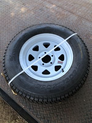 1- New Trailer Tire and Rim for Sale in Riverside, CA