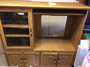 Sauder Entertainment Center for Sale in Sylvania, OH