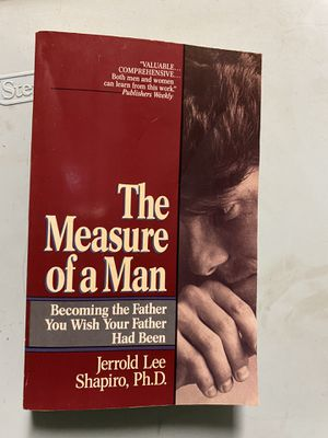Becoming a father you wish your father has been by Gerald lease Shapiro with signature first edition for Sale in Brentwood, CA