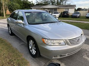 2008 Hyundai Azera Limited 103k miles clean title for Sale in Palm Springs, FL