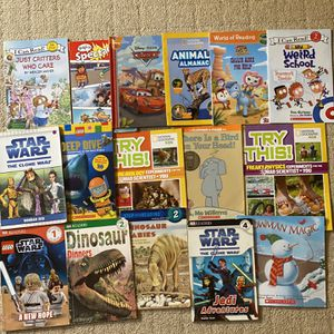 Kids Book Lot All For $20! for Sale in Beverly Hills, CA
