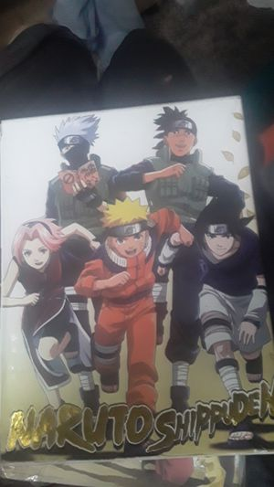 Naruto shippuden shonen jump complete series for Sale in Phoenix, AZ