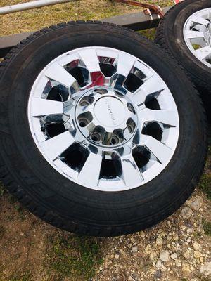 Denali Diesel truck rims for Sale in Austin, TX