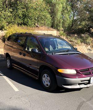 1999 Dodge Grand Caravan Handicap/Wheelchair Van for Sale in Escondido, CA