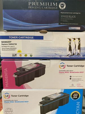 Toner Cartridge / normally $90 / 1 selling for $60 /4 for Sale in Oak Park, MI