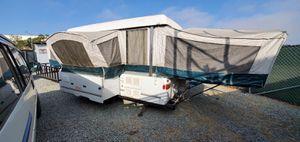 2001 coleman pop up camper for Sale in Chula Vista, CA