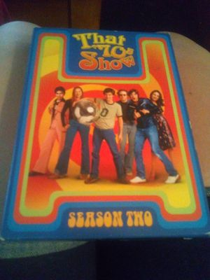 That's 70s show season two for Sale in Columbus, OH