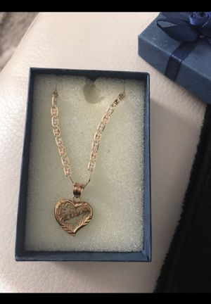 14k Gold Necklace for Sale in Woodbridge, VA