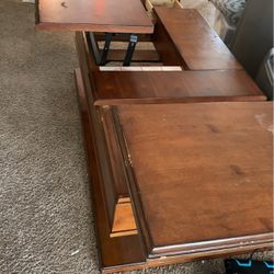Solid Wood Quality Coffee Table for Sale in Renton,  WA