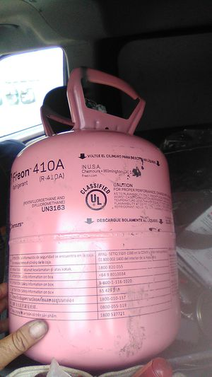 Freon r410a full jug sealed for Sale in Baldwin, NY