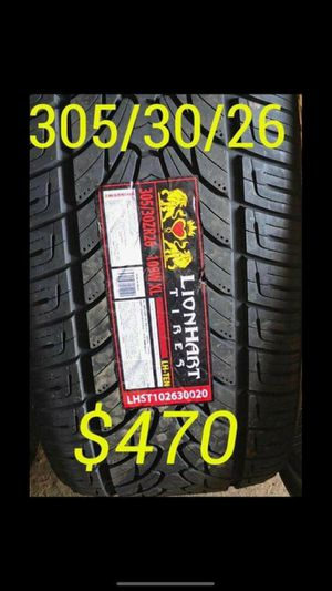 Brand new set of tires for Sale in Phoenix, AZ