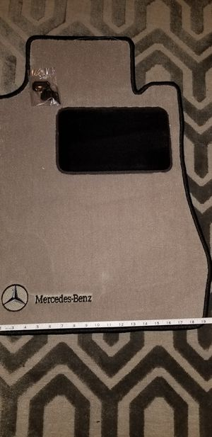 New mercedes floor mats e class 4matic for Sale in Frederick, MD