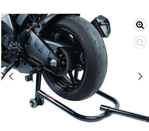 Vortex Motorcycle Stand