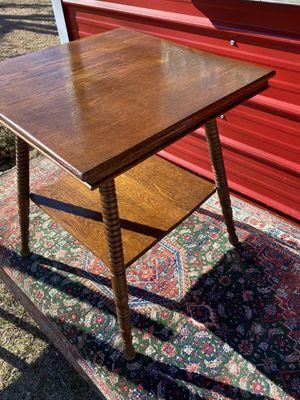 Antique oak table for Sale in Belton, SC