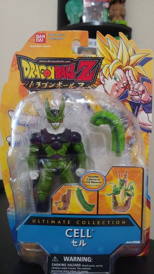 Bandai: Dragon ball Z - Ultimate Collection: Cell for Sale in Fresno, CA