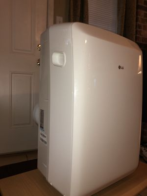 LG 8,000 BTU Residential Portable Air Conditioner LP0817WSR for Sale in Spring, TX