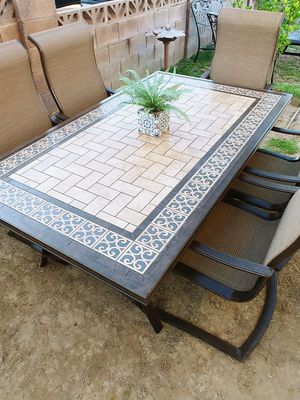 🌷Patio Dining Set By: Agio🌷 for Sale in Phoenix, AZ