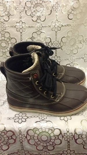 Kids snow boots J3 good condition used for Sale in Queens, NY