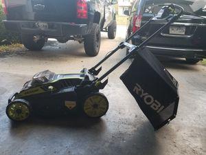 Ryobi 40v self propelled lawn mower *like new* for Sale in Clarksville, TN