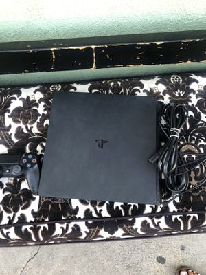 PS4 Slim 1TB for Sale in Orange, CA