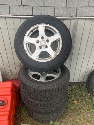 17' inch Jeep wheels for Sale in Pawtucket, RI